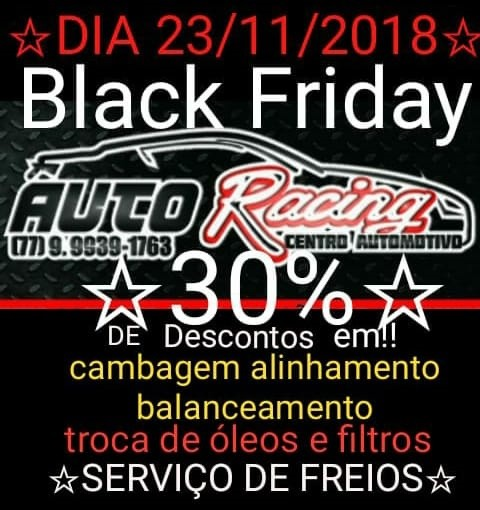 Black Friday centro